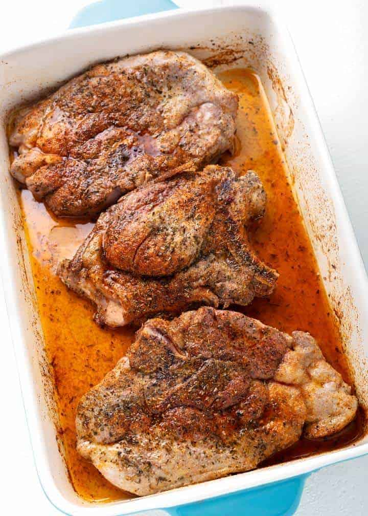 Baked Pork Chops