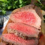 Instant Pot Rare Roast Beef