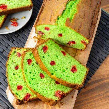 Pistachio Cherry Bread