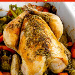 Rosemary Roasted Chicken and Vegetables